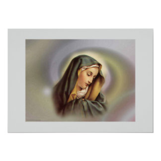 Invitación del Virgen María 2