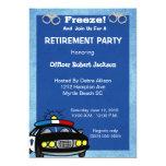 Invitación divertida del retiro del oficial de invitación 12,7 x 17,8 cm