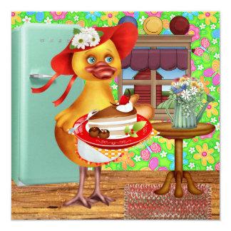 Invitación Ducky - SRF