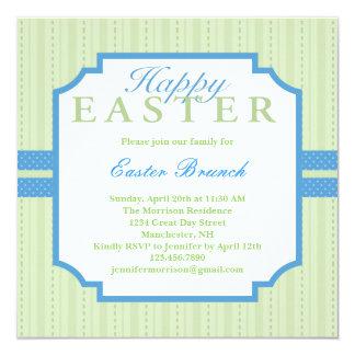 Invitación elegante de Pascua