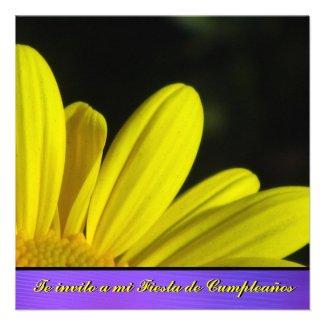 Invitación - Fiesta de Cumpleaños - Margarita Announcements