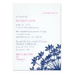 Invitación-fucsia n2vy de MONTELUCIA Invitación 12,7 X 17,8 Cm