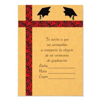 Invitacion Graduacion 1 Card