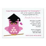 Invitación graduada de Whooooo de la conjetura