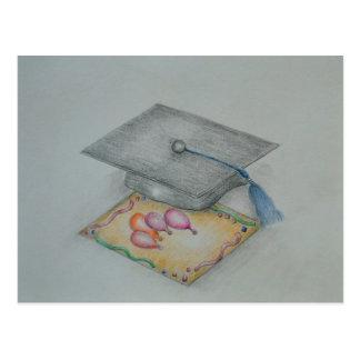 invitación graduada postales