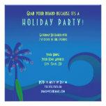 Invitación hawaiana de la celebración de días fest