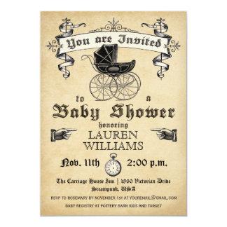 Invitación II de la fiesta de bienvenida al bebé