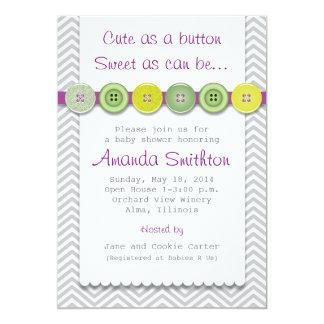 Invitación linda de la fiesta de bienvenida al