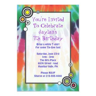 Invitación maravillosa del fiesta del feliz invitación 12,7 x 17,8 cm