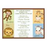 Invitación MJS de la fiesta de bienvenida al bebé