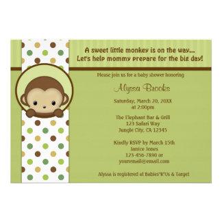 Invitación MPPv4 de la fiesta de bienvenida al beb