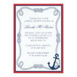 Invitación náutica