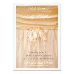 Invitación nupcial de la ducha invitación 12,7 x 17,8 cm