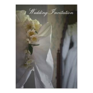 Invitación nupcial del boda