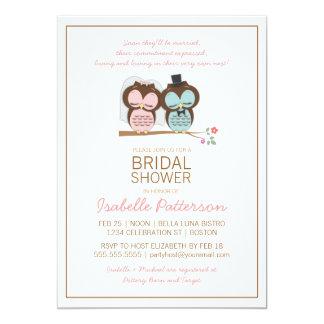 Invitación nupcial dulce de la ducha de la novia y