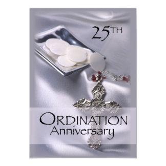 Invitación para el 25to aniversario de la