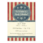 Invitación patriótica