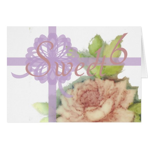 Invitación-Personalizar universal del dulce Tarjeta De Felicitación