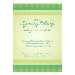 Invitación - primavera preciosa