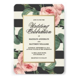 Invitación que se casa botánica del encanto el