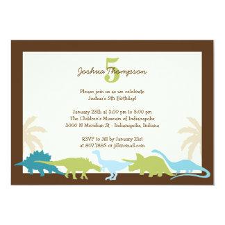 Invitación querida de la fiesta de cumpleaños de invitación 12,7 x 17,8 cm