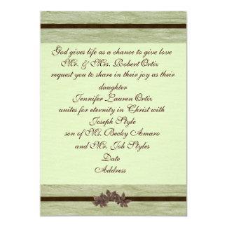Invitación religiosa
