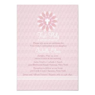 Invitación religiosa de la ocasión de la invitación 12,7 x 17,8 cm