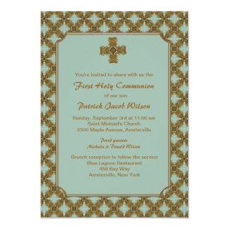 Invitación religiosa de la prominencia