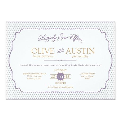 Invitación romántica del boda del guión