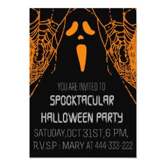 invitación spooktacular del fiesta de Halloween