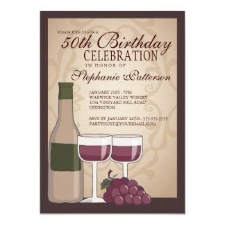 Invitación temática de la fiesta de cumpleaños del