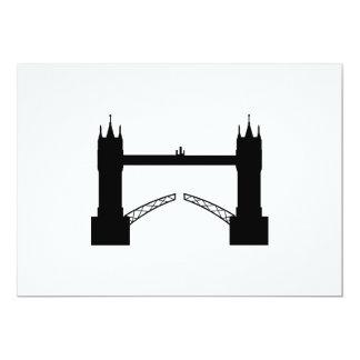 Invitación Tower Brigde Londres