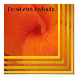 Invitación - Usted está invitado Card