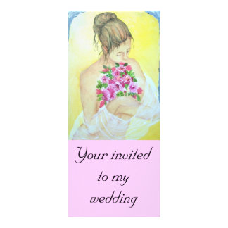 invitación weddding lona personalizada
