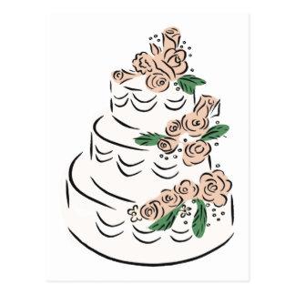 Invitaciones 17 del boda tarjeta postal