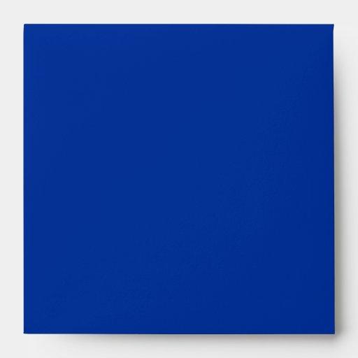 Invitaciones azules del boda del pavo real del tru