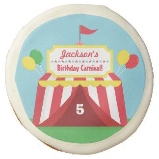 Invitaciones coloridas de la fiesta de cumpleaños