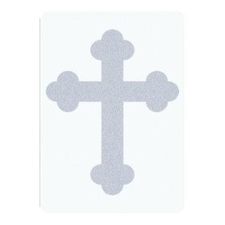 """Invitaciones cristianas del acontecimiento social invitación 5"""" x 7"""""""