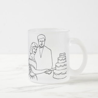 Invitaciones de boda 42 tazas