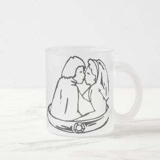 Invitaciones de boda 47 taza de café