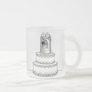 Invitaciones de boda 6 taza de café