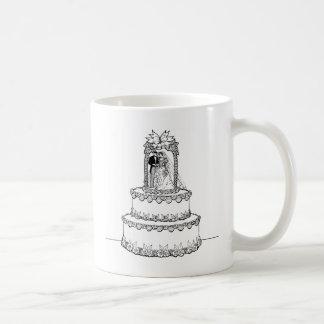 Invitaciones de boda 6 taza