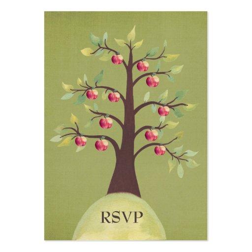 Invitaciones de boda de la naturaleza de la acuare plantillas de tarjetas personales