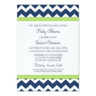 """Invitaciones de encargo azules de la fiesta de invitación 5"""" x 7"""""""