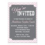 Invitaciones de encargo de la fiesta de bienvenida invitacion personal