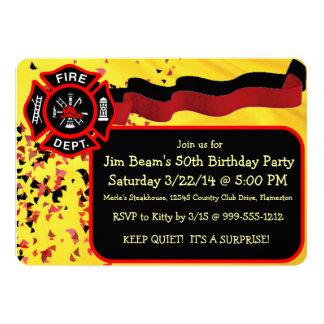 Invitaciones de encargo de la fiesta de cumpleaños invitación