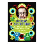 Invitaciones de encargo de la fiesta de cumpleaños anuncios personalizados