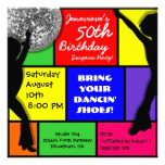 Invitaciones de encargo de la fiesta de cumpleaños comunicados personales