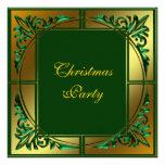 Invitaciones de encargo de la fiesta de Navidad Invitación Personalizada