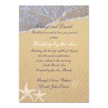 Invitaciones de encargo temáticas del boda de la comunicados personalizados